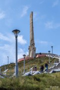 Das Zaisan Monument