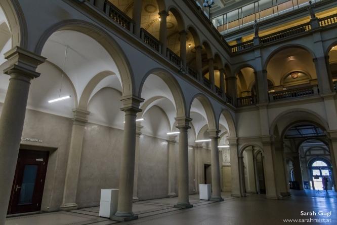 ETH Haupthalle
